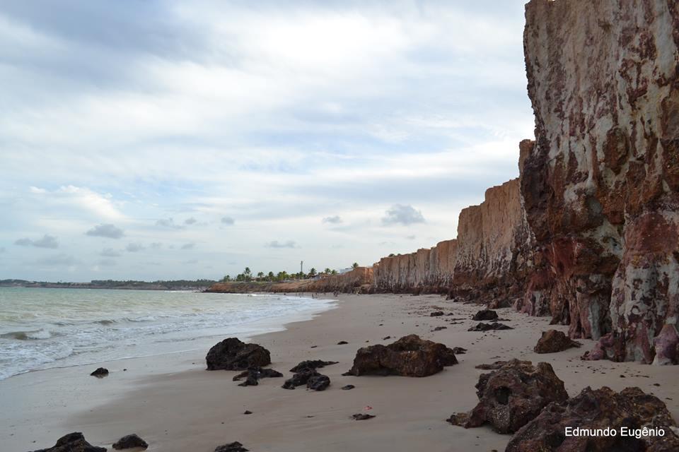 Falésias Caraúbas - RN