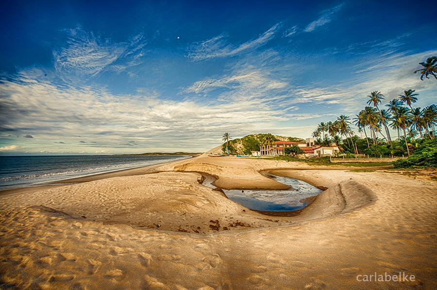 Praia de Pititinga - RN