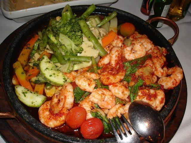 Restaurante Camarões