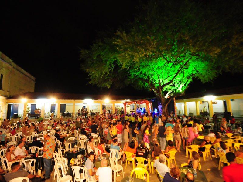 Centro Cultural - Forró com Turista