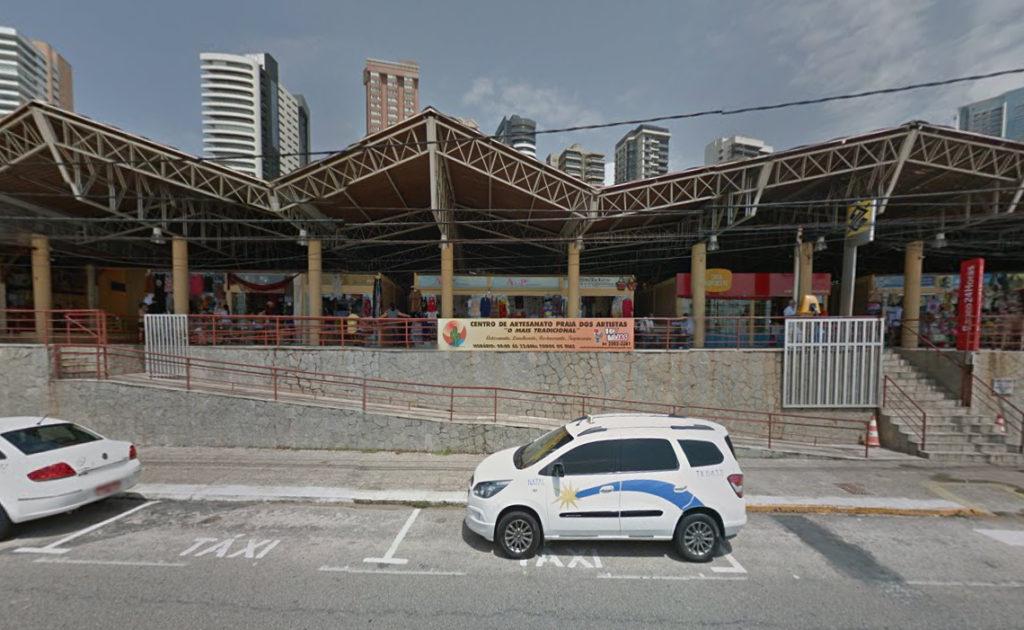 Centro de Artesanato Praia dos Artistas