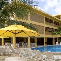 Pizzato Praia Hotel Área Piscina